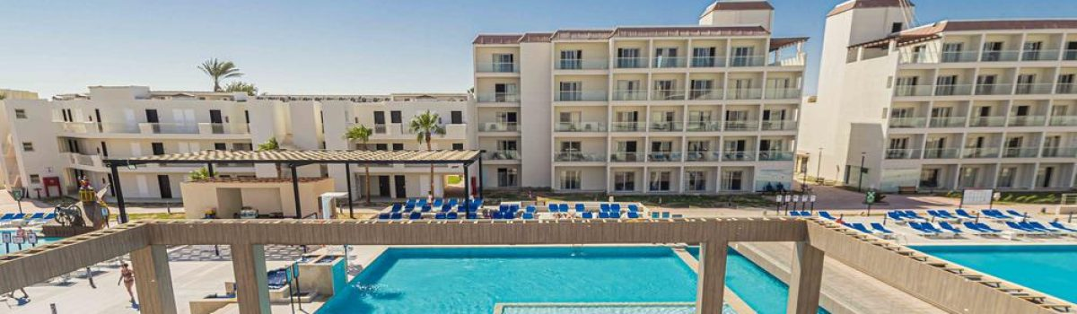 Amarina Abu Soma Resort & Aquapark 5* – Hurgada