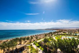 Hotel Caribbean World Resort Hurgada
