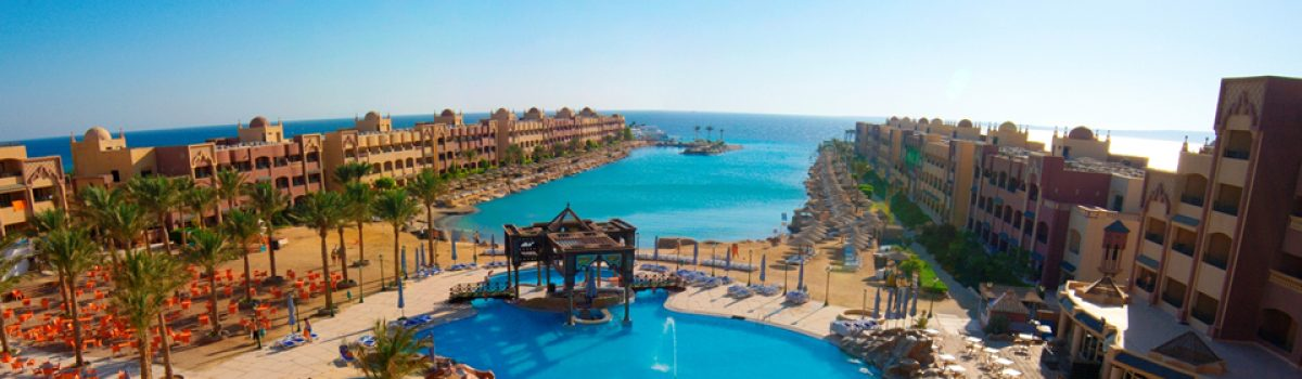 Sunny Days Resort Spa & Aqua Park 4 * – Hurgada