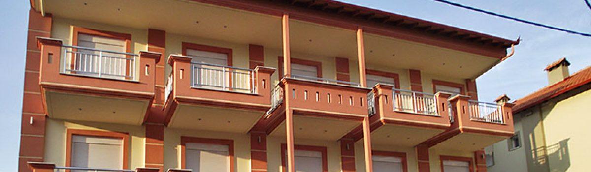 Apart / hotel Apolon