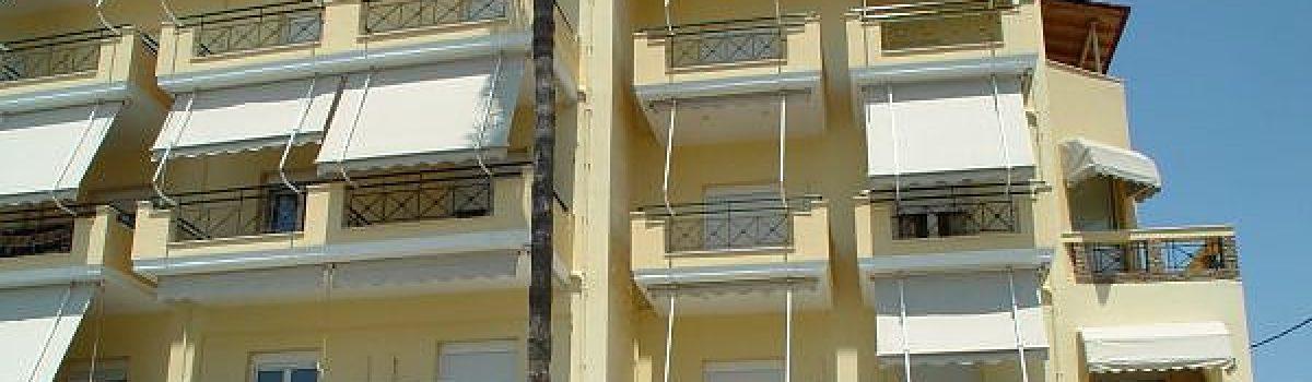Apart / Hotel Kiapeku – Edipsos