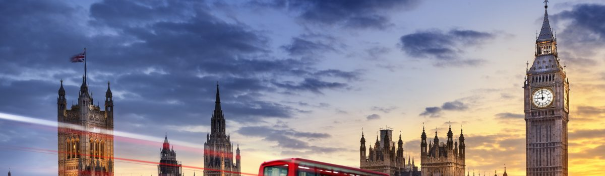 London (obilasci Praga, Brisela,Ulma,Minhena)