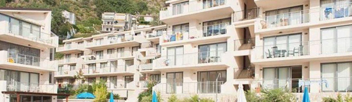 Apartmanski kompleks Blue Horizon 3*