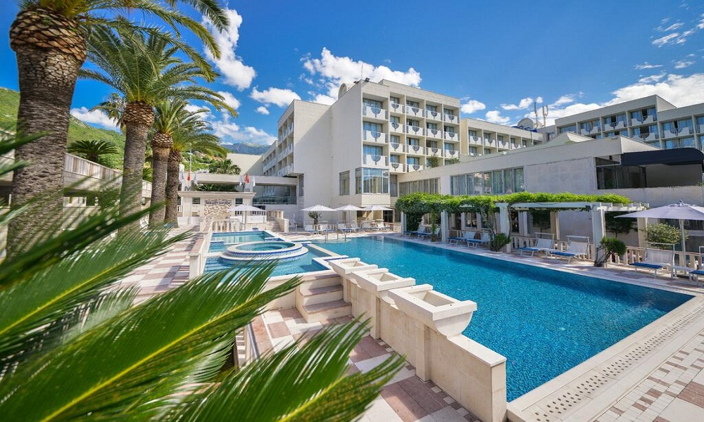 Hotel Mediteran Bečici Crna Gora letovanje