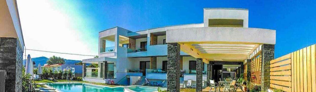 Apart/hotel Aelia Luxury Living