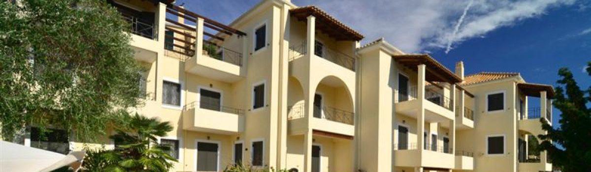 Vila Nirides (luxury apartments)