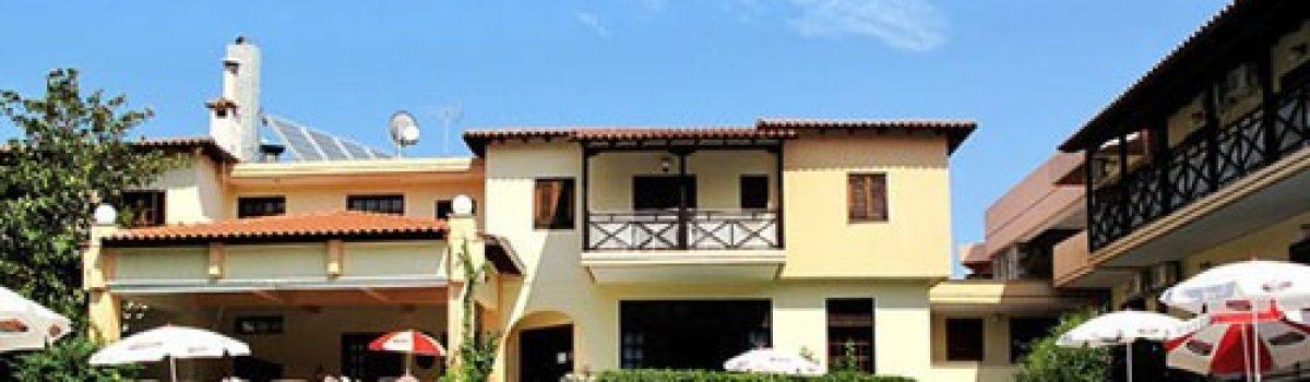 Apart / hotel Petridis