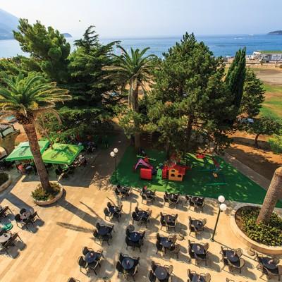Hotel Bečići Naftagas