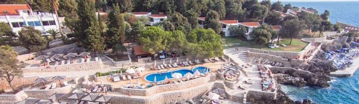 Resort Ruža Vjetrova 4*