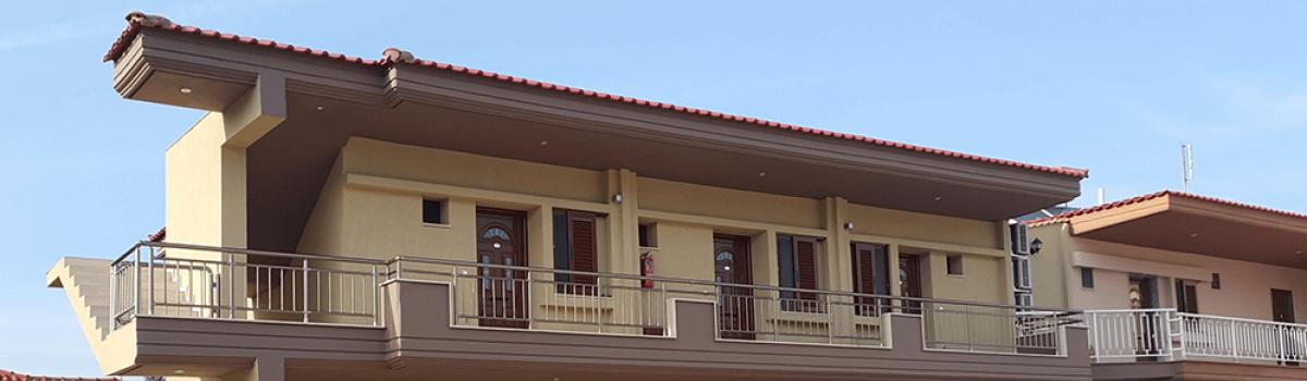 Vila Akis New – Sarti