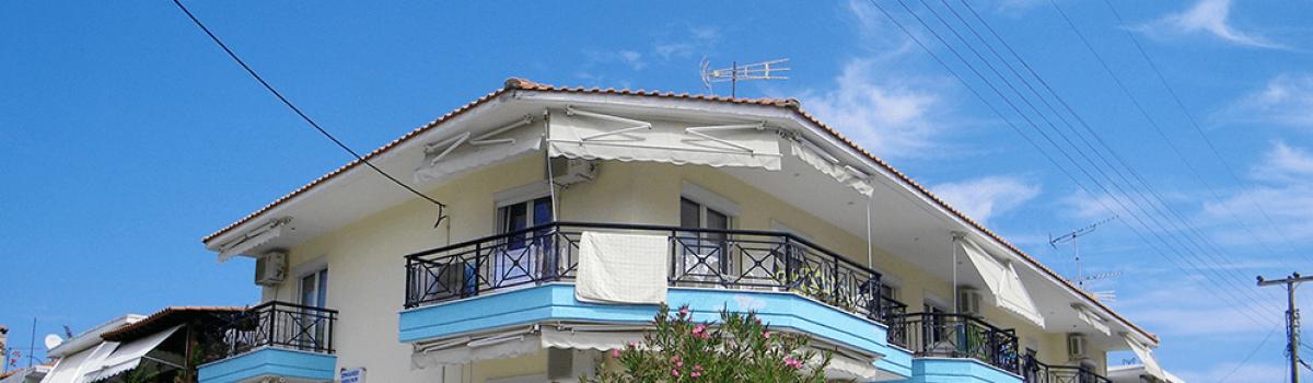 Vila Apostolos New – Sarti