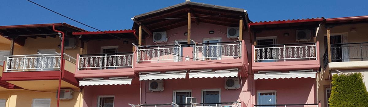 Vila Asteria – Sarti