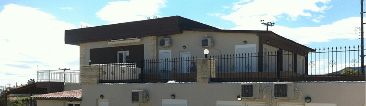 Vila Dora Garden New – Sarti