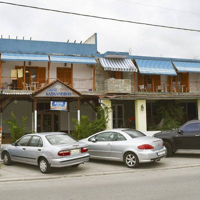 Vila Kassandros Pefkohori