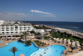 El Moradi Palm Marina