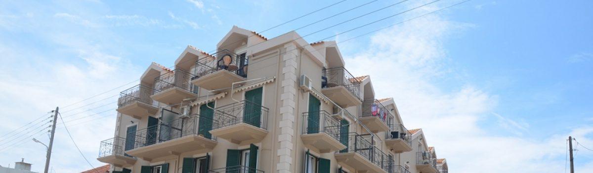 Vila Fidias City Studios – Argostoli