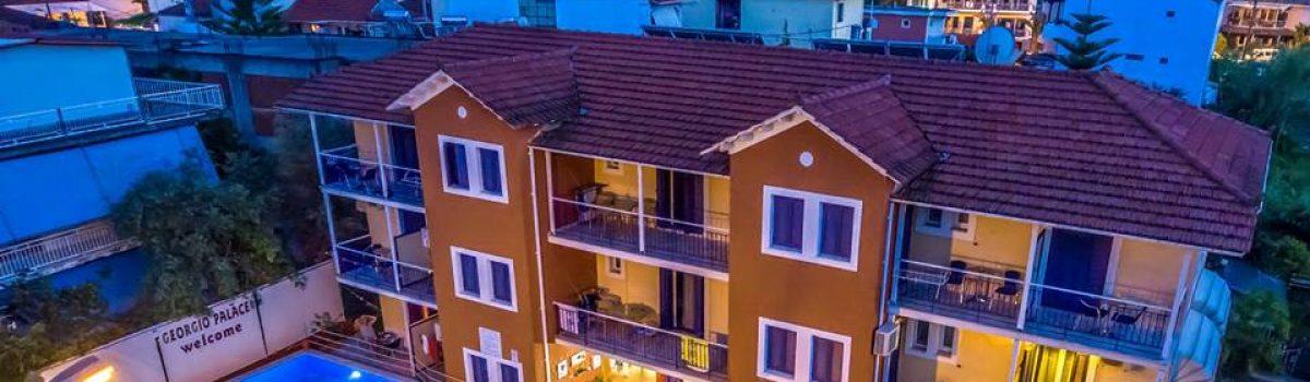 Hotel / app Giorgio Palace – Nidri