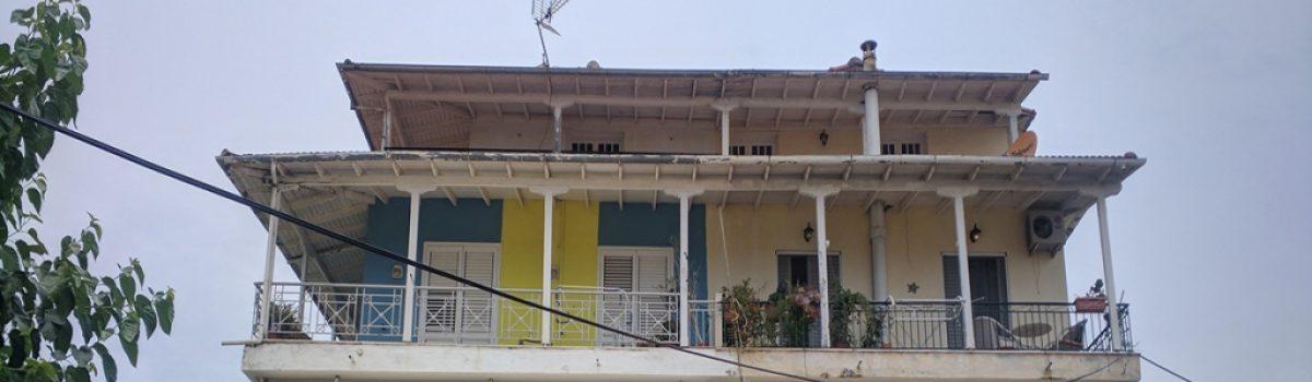 Vila Margarita Beach – Nidri