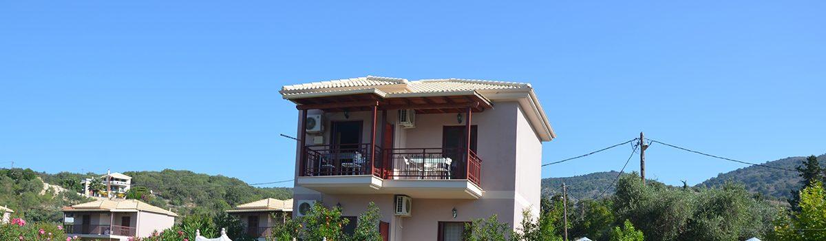 Hotel / app Villaggio Sioutis