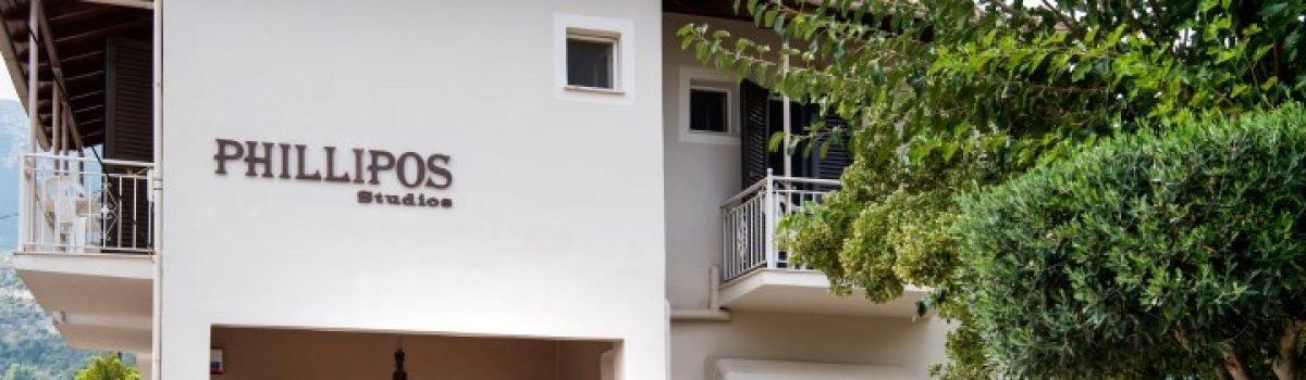 Vila Phillipos 1 Studios – Nidri
